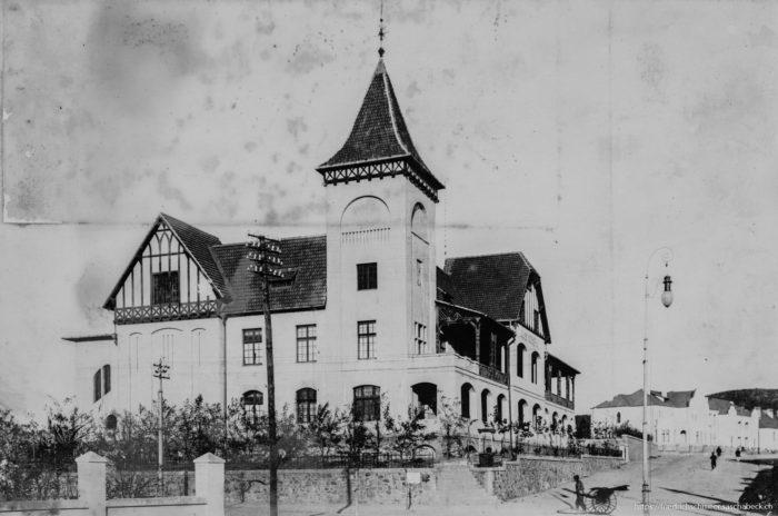 Seemannsheim Tsingtau