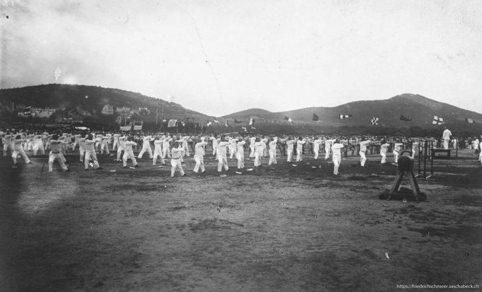 Sport Tsingtau 1914