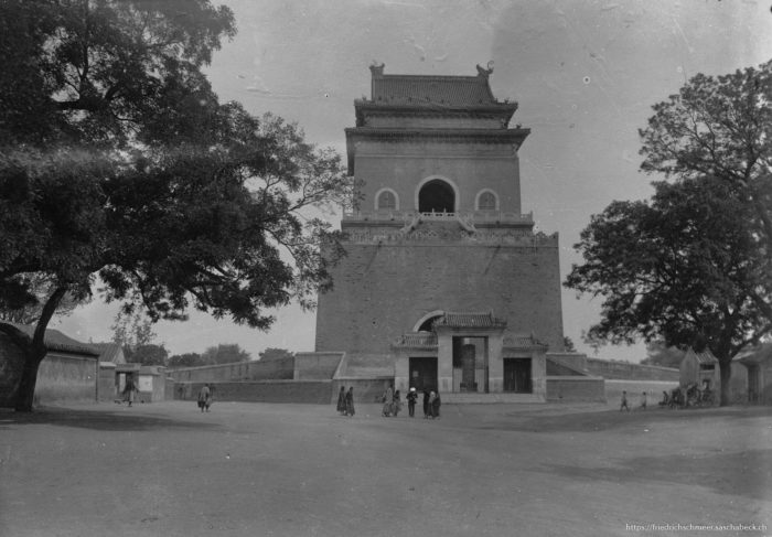Glockenturm Peking