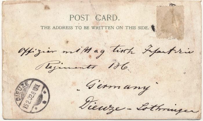 Singapure, 18.1.1902