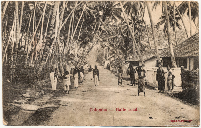 Colombo - Galle road