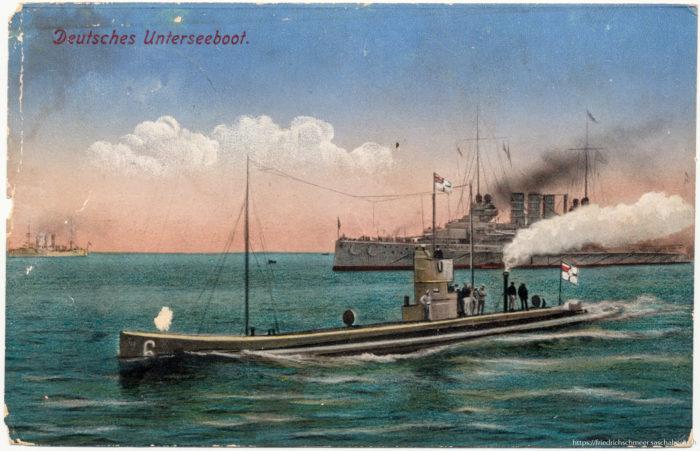 Deutsches Unterseeboot
