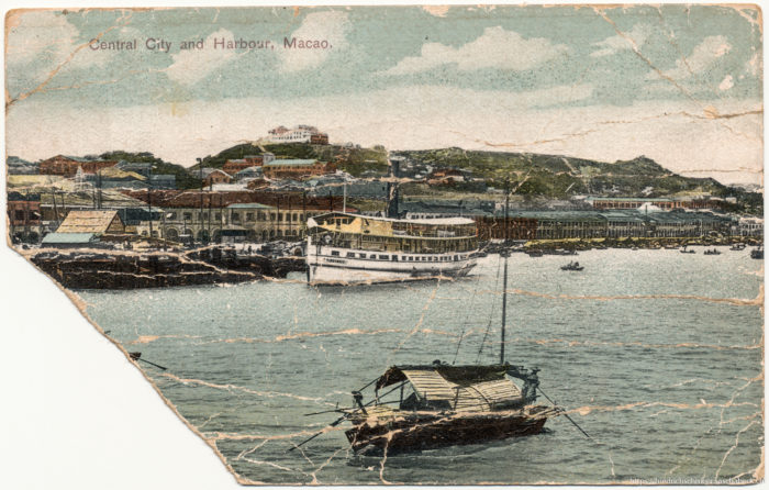 Central City and Harbour, Macao