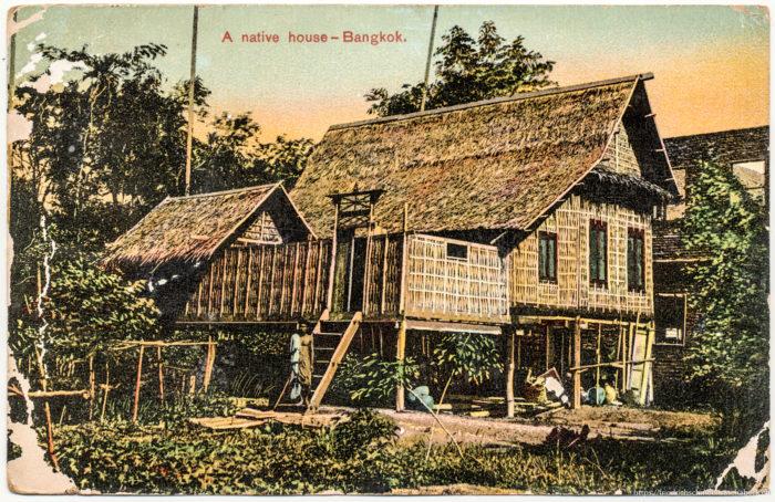 A native house - Bangkok